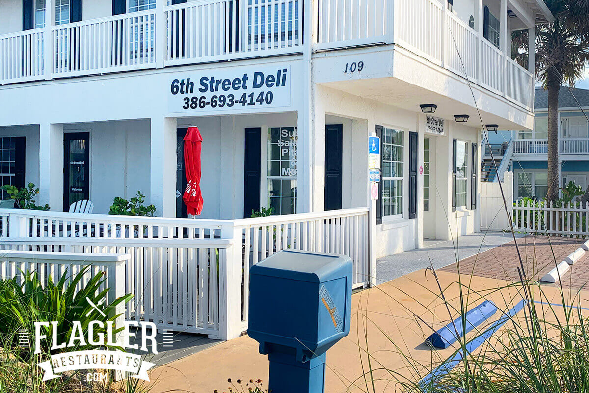 6th Street Deli, Flagler Beach