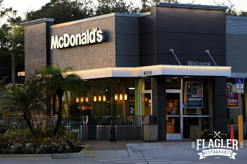 McDonald's (Flagler), Flagler Beach