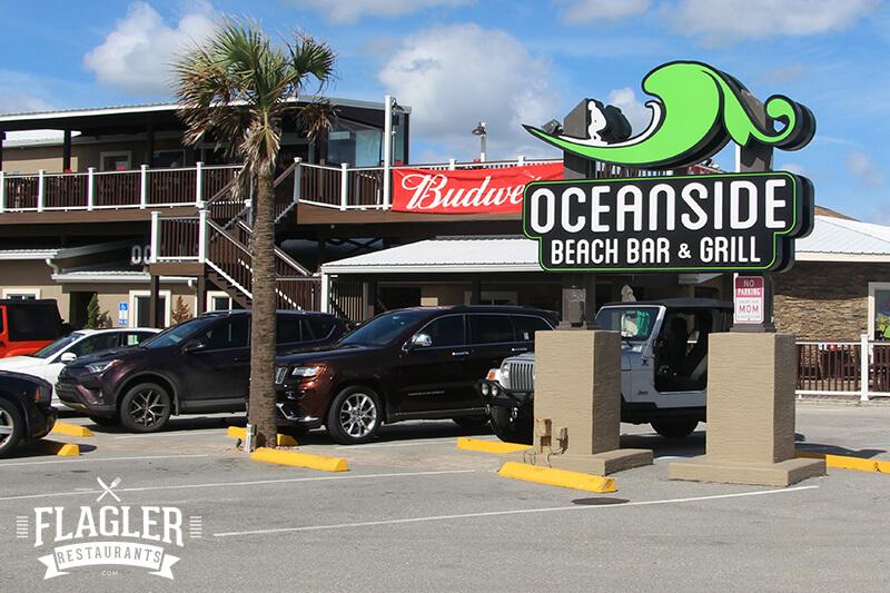 Oceanside Beach Bar & Grill, Flagler Beach