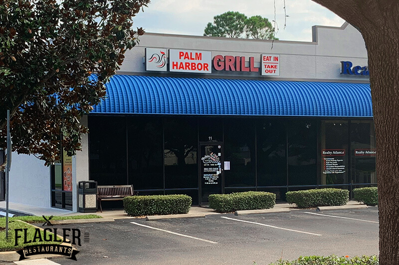 Palm Harbor BBQ Grill