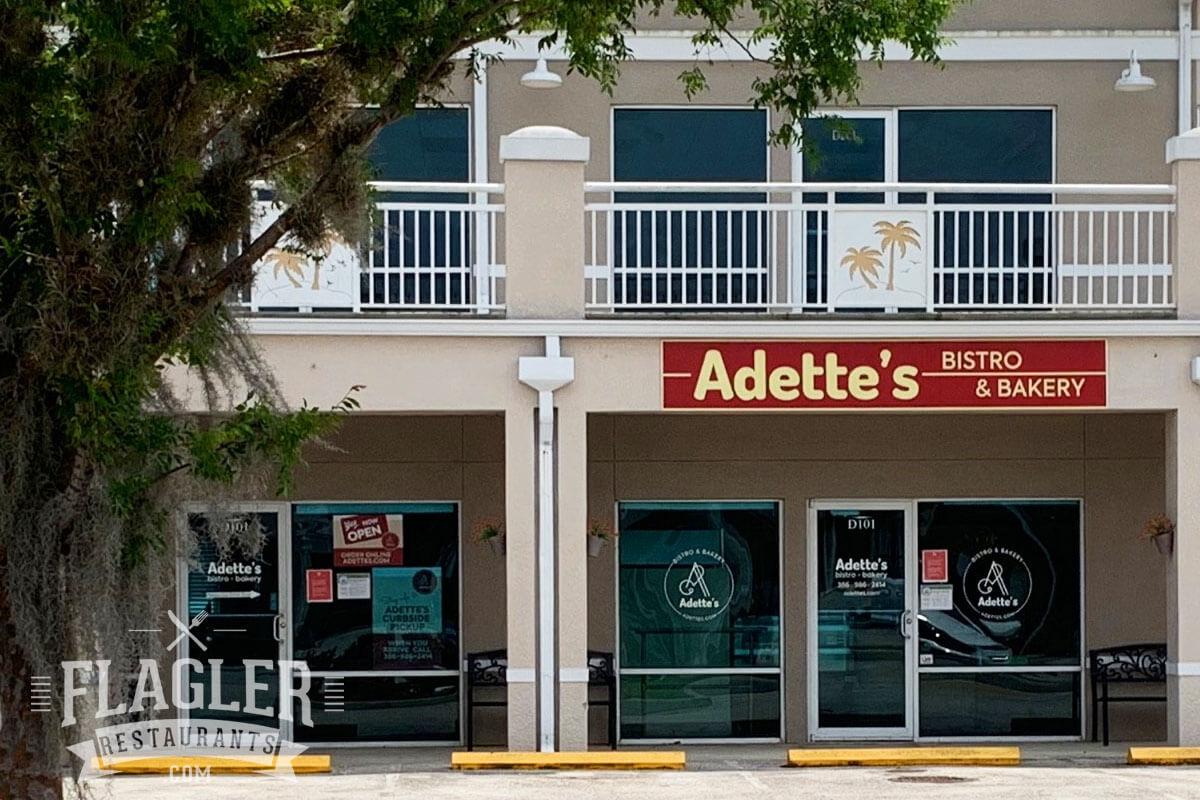 Adette's Bistro & Bakery