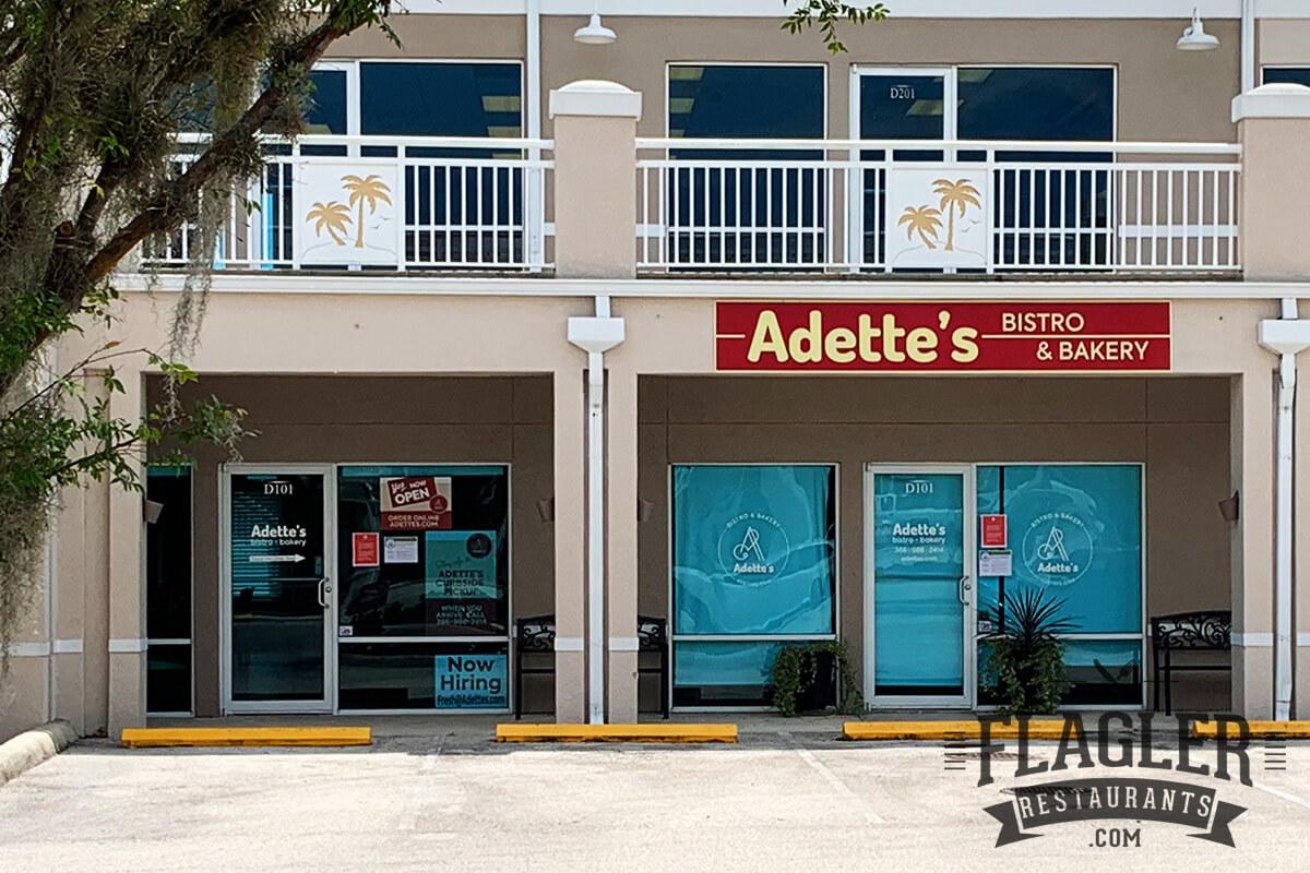Adette's Bistro & Bakery, Palm Coast