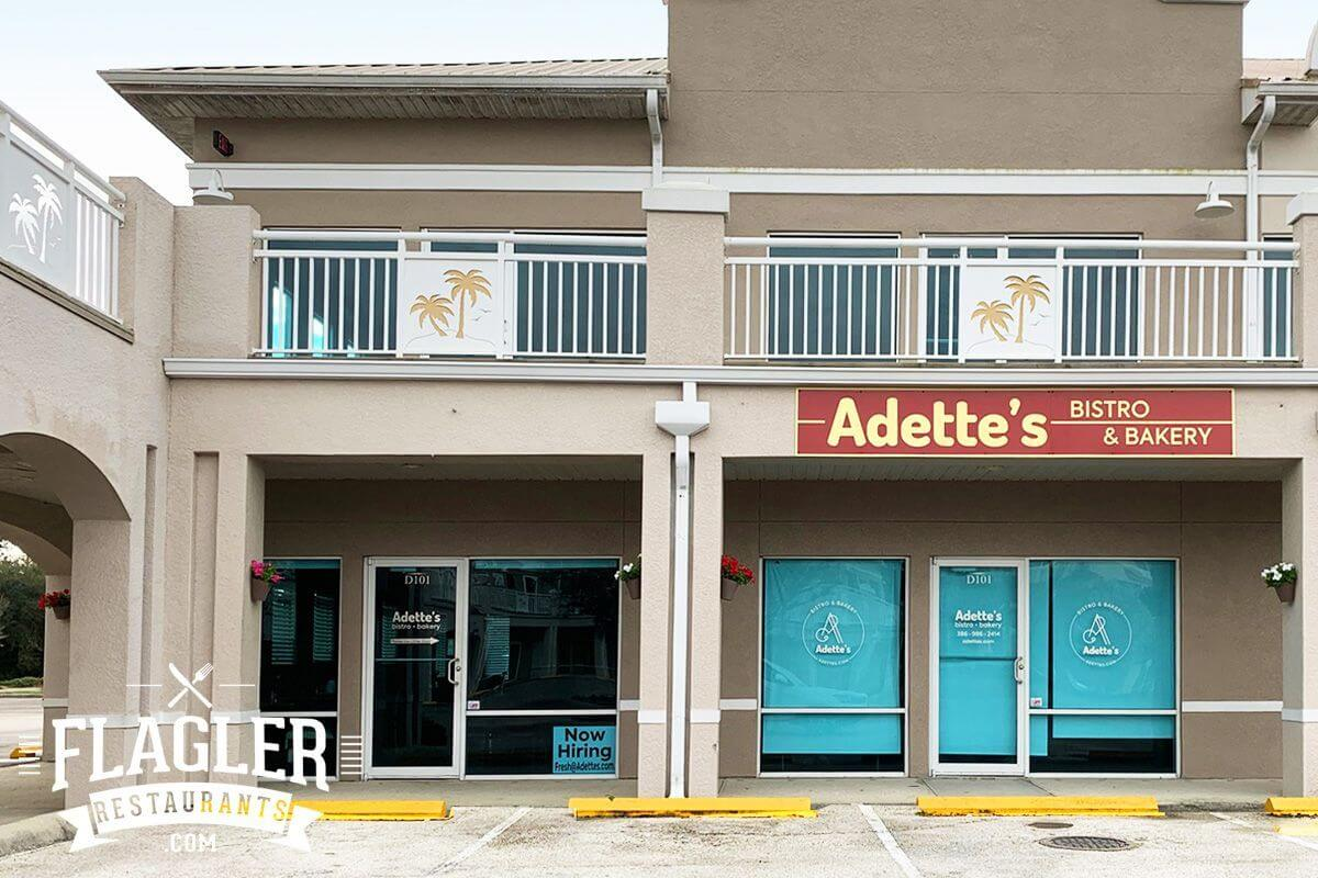 Adette's Bistro & Bakery, Palm Coast