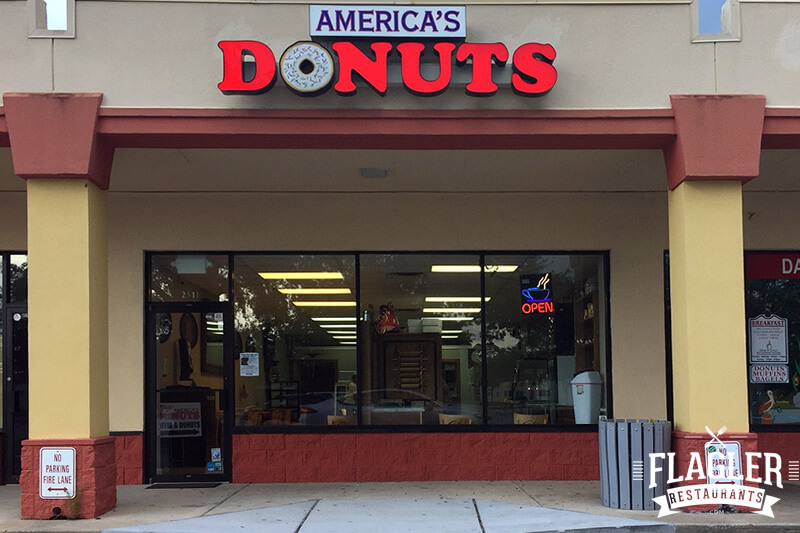 Americas Donuts of Flagler Beach