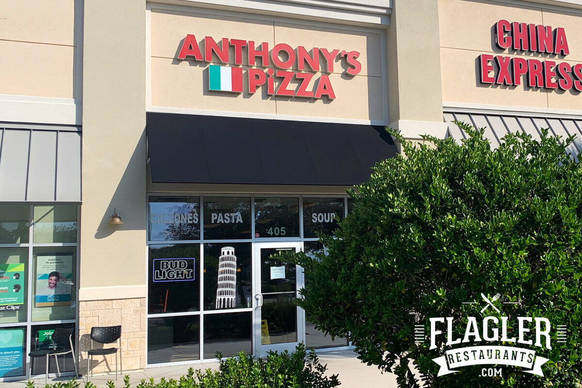 Anthony's Pizza & Pasta, Palm Coast