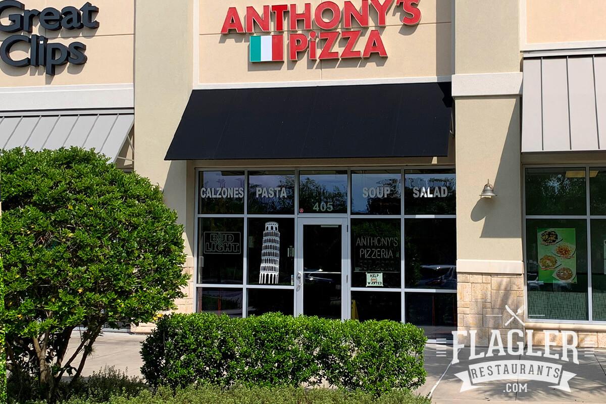Anthony's Pizza & Pasta, Palm Coast