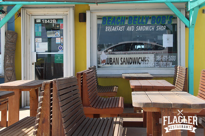 Beach Belly Bobs Sandwich Shop