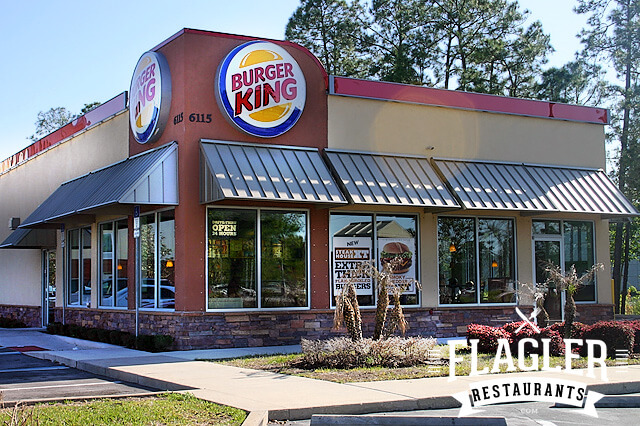 Burger King, Flagler Beach