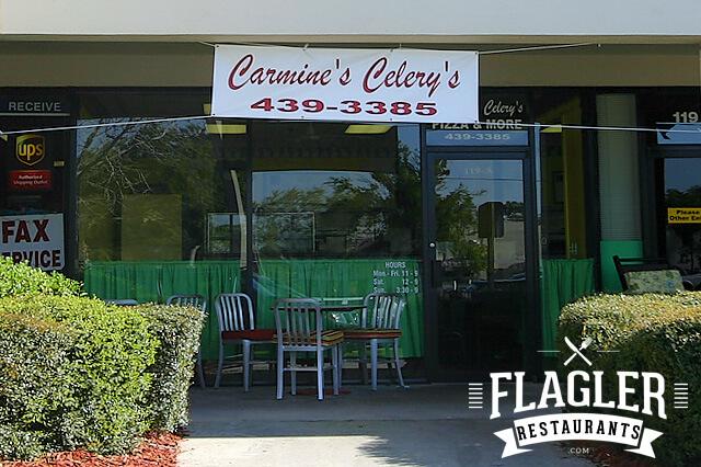 Carmine's Celery's