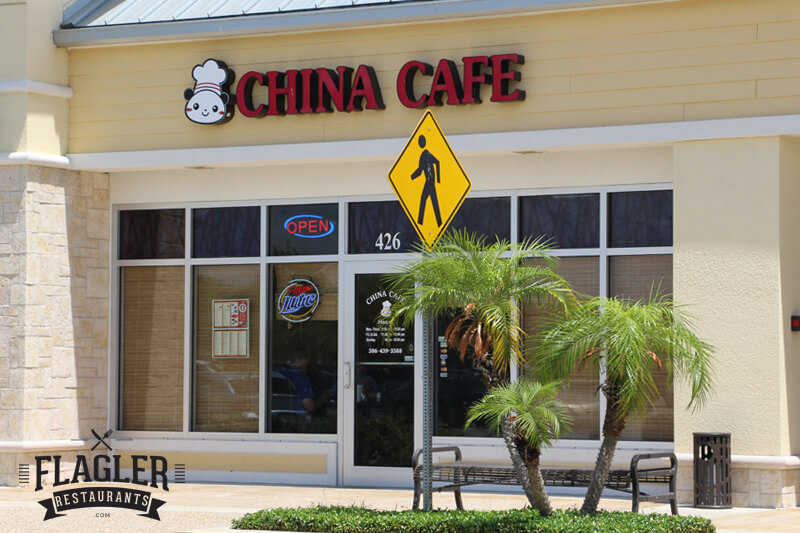 China Cafe, Flagler Beach
