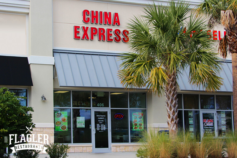 China Express Chinese Food