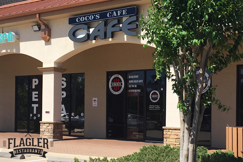 Coco's Cafe Bakery & Catering, Palm Coast