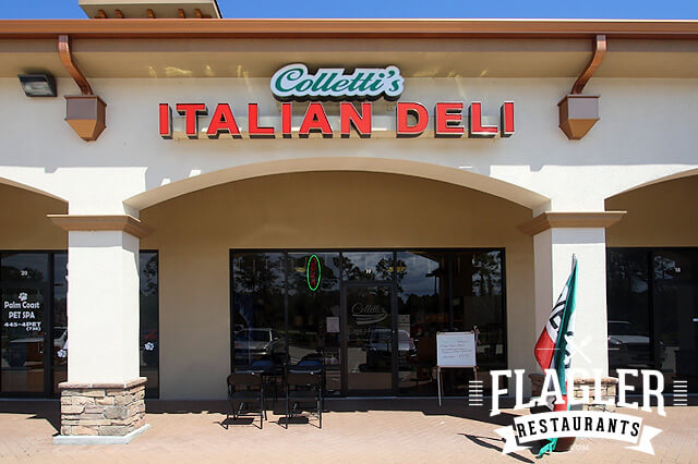 Colletti's Italian Deli, Palm Coast