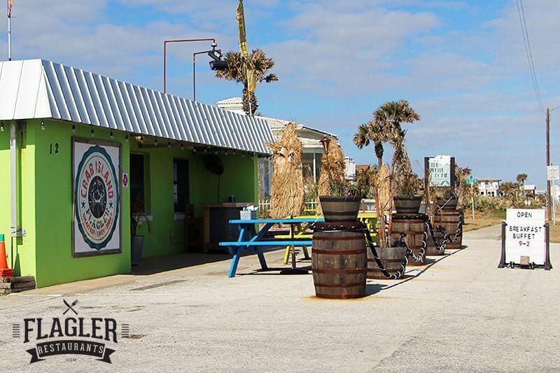 Crab Island Cafe