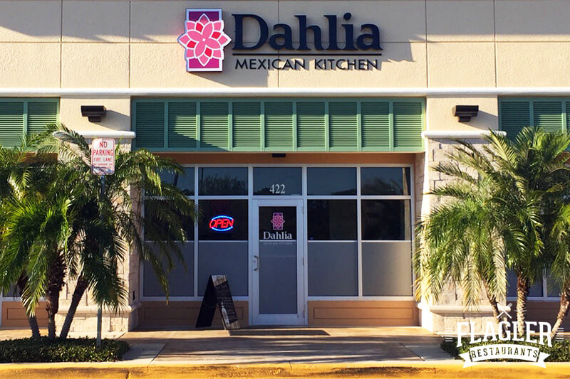 Dahlia Mexican Kitchen in Flagler Beach