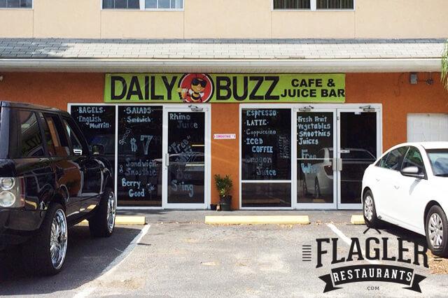 Daily Buzz Cafe & Juice Bar