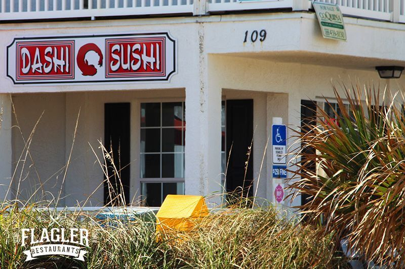 Dashi Sushi, Flagler Beach