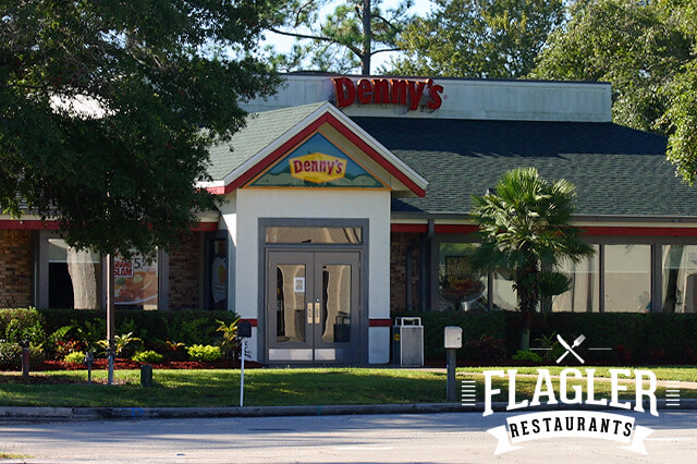 Denny's Restaurant, Palm Coast