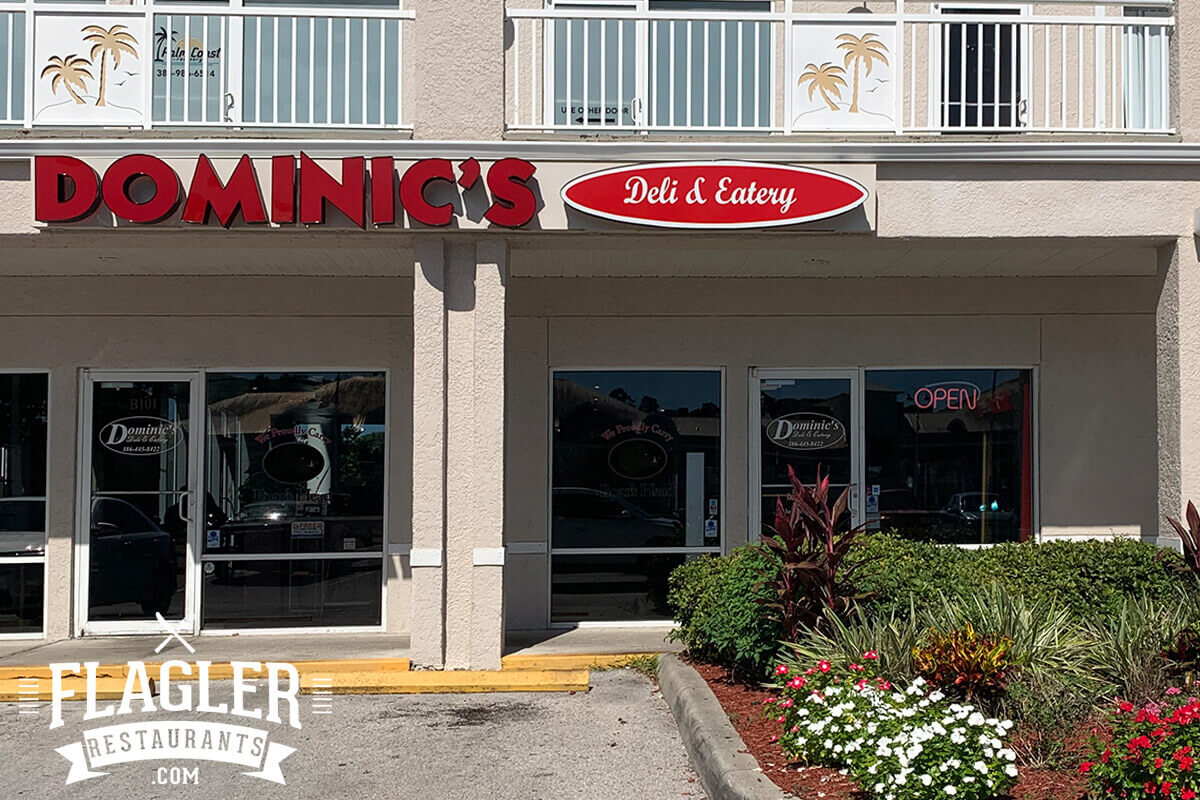 Dominic's Deli & Eatery, Palm Coast