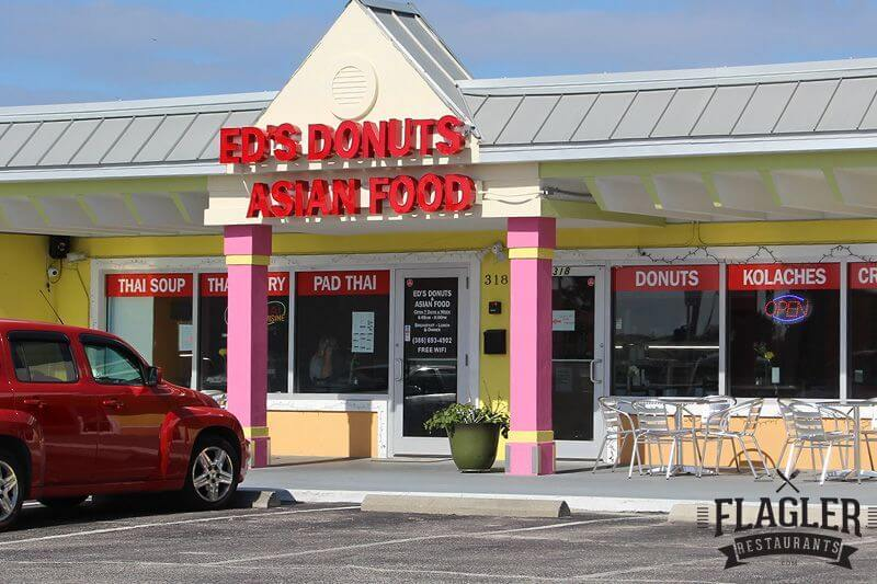 Ed's Donuts & Asian Food