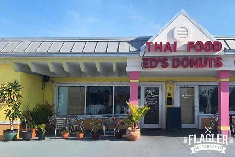 Thai Cafe & Ed's Donuts