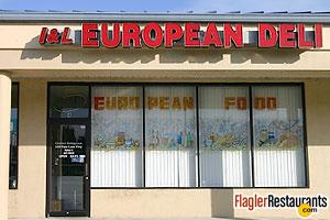 I & L European Deli