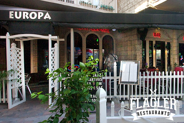 Europa Lounge & Bistro