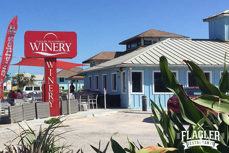 Flagler Beachfront Winery in Flagler Beach