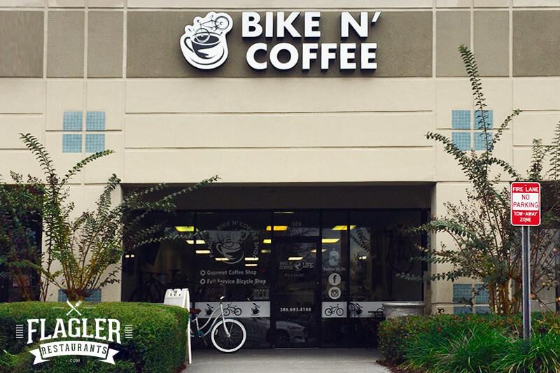 Flagler Bike N' Coffee Shop, Palm Coast
