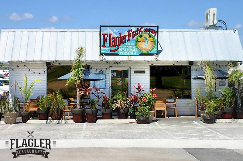 Flagler Fish Company, Flagler Beach