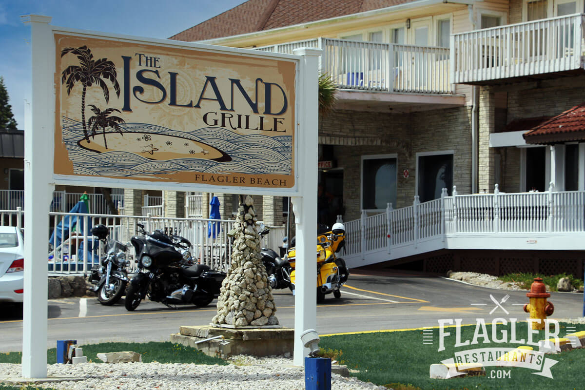 The Island Grille, Flagler Beach