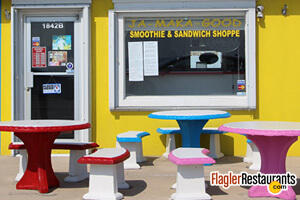 Ja-Maka-Good Smoothie & Sandwich Shoppe