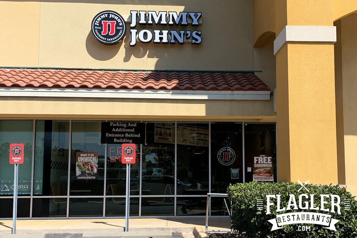 Jimmy John's, Palm Coast