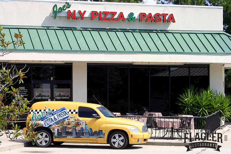Joe's New York Pizza & Pasta, Palm Coast
