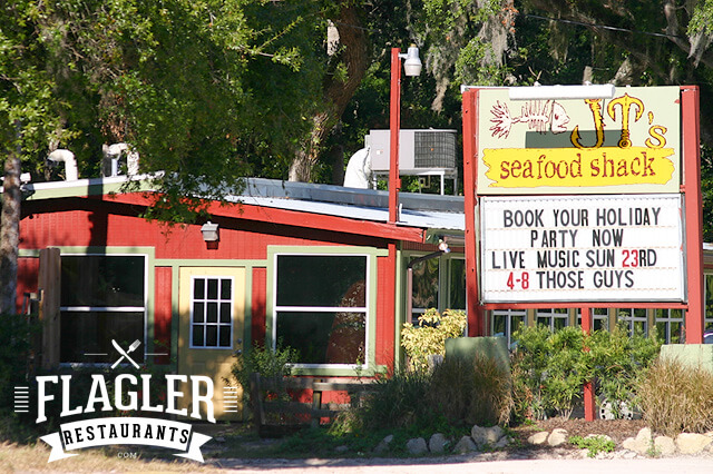 JT's Seafood Shack, Palm Coast