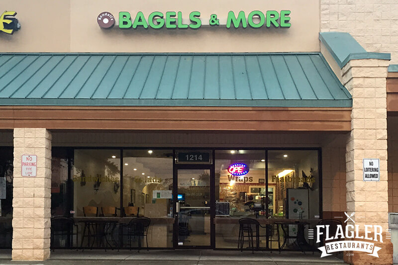 Kendall's Bagels & More, Palm Coast