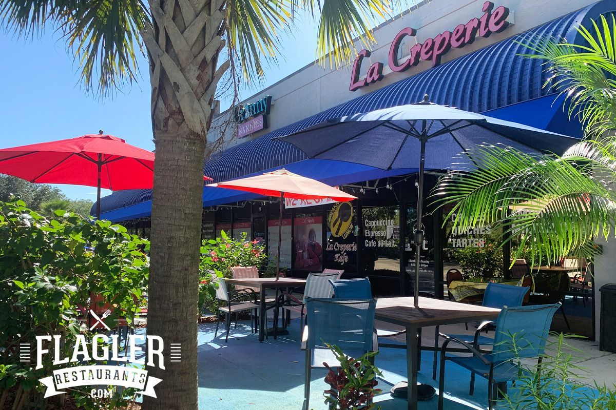 La Crèperie Kafè in Palm Coast