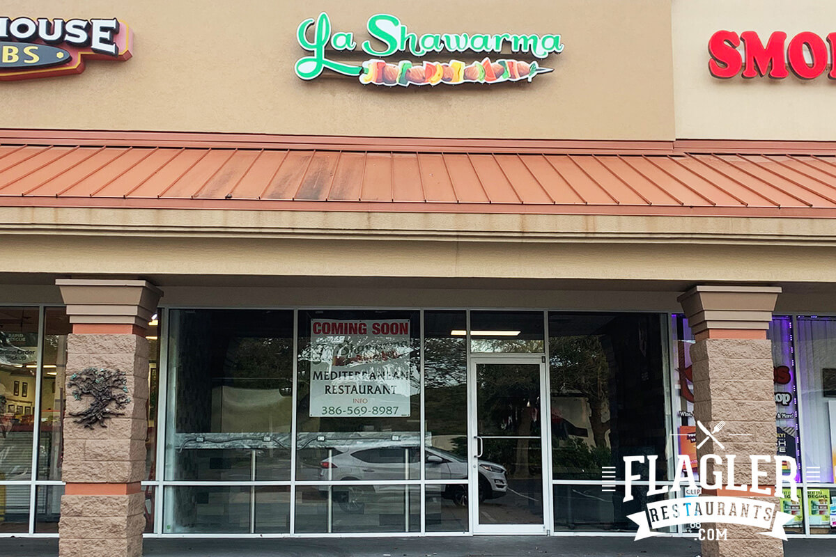 La Shawarma Mediterranean Restaurant in Palm Coast