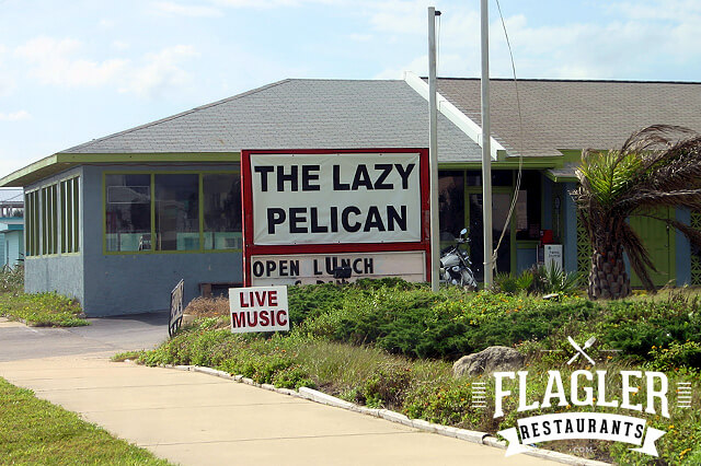 The Lazy Pelican Beach Bar & Grill