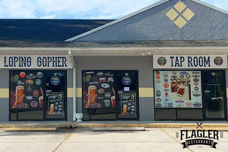 Review of Loping Gopher Tap Room in Bunnell