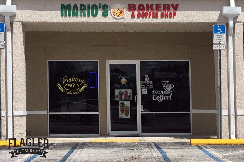 Mario's Bakery & Coffee Shop