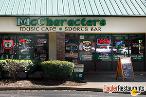 McCharacters Music Cafe & Sports Bar