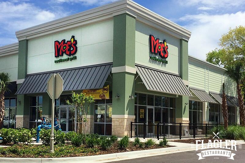 Moe's Southwestern Grill, Palm Coast