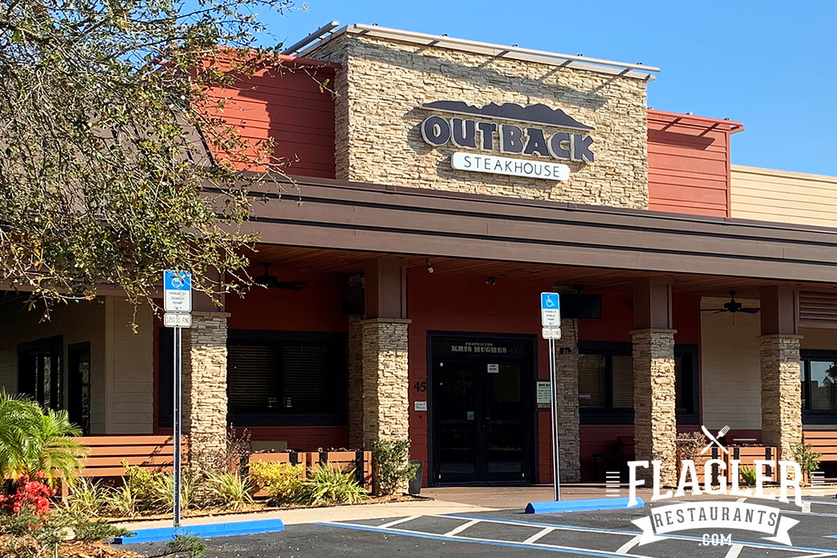 Outback Steakhouse, Palm Coast