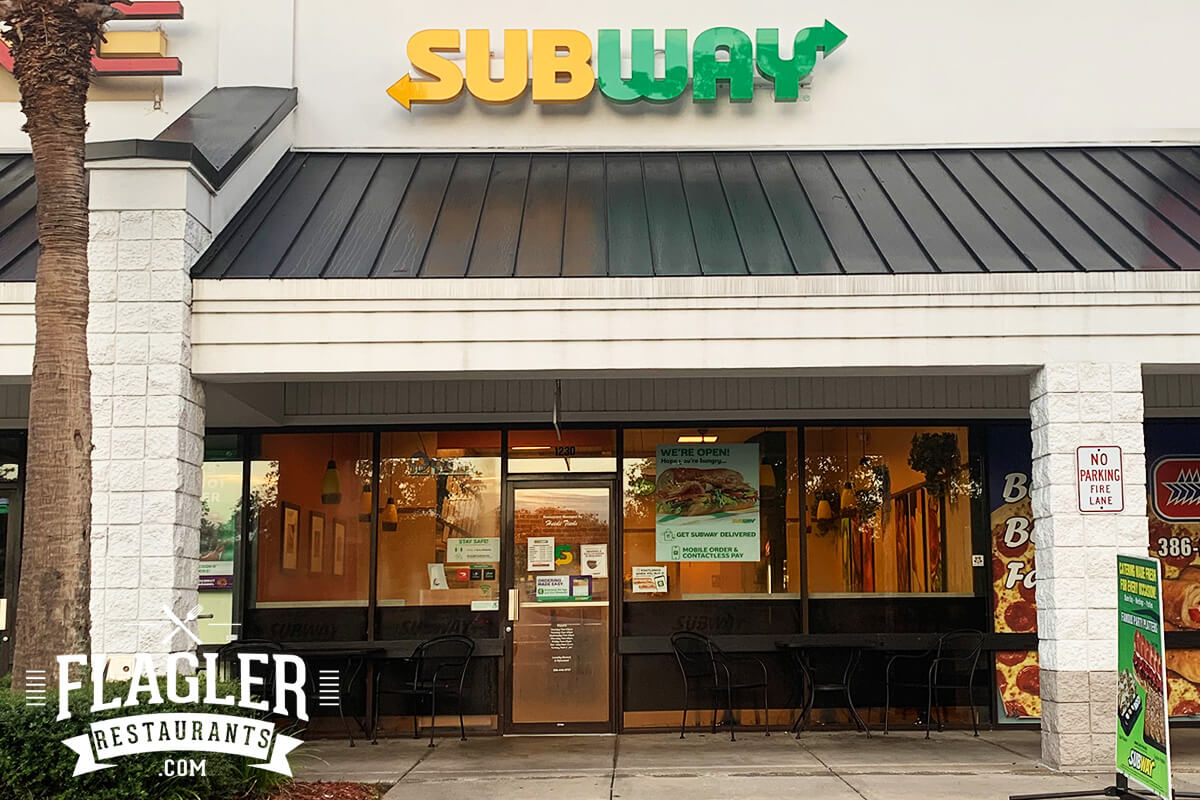 Subway at Cypress Pointe, Palm Coast
