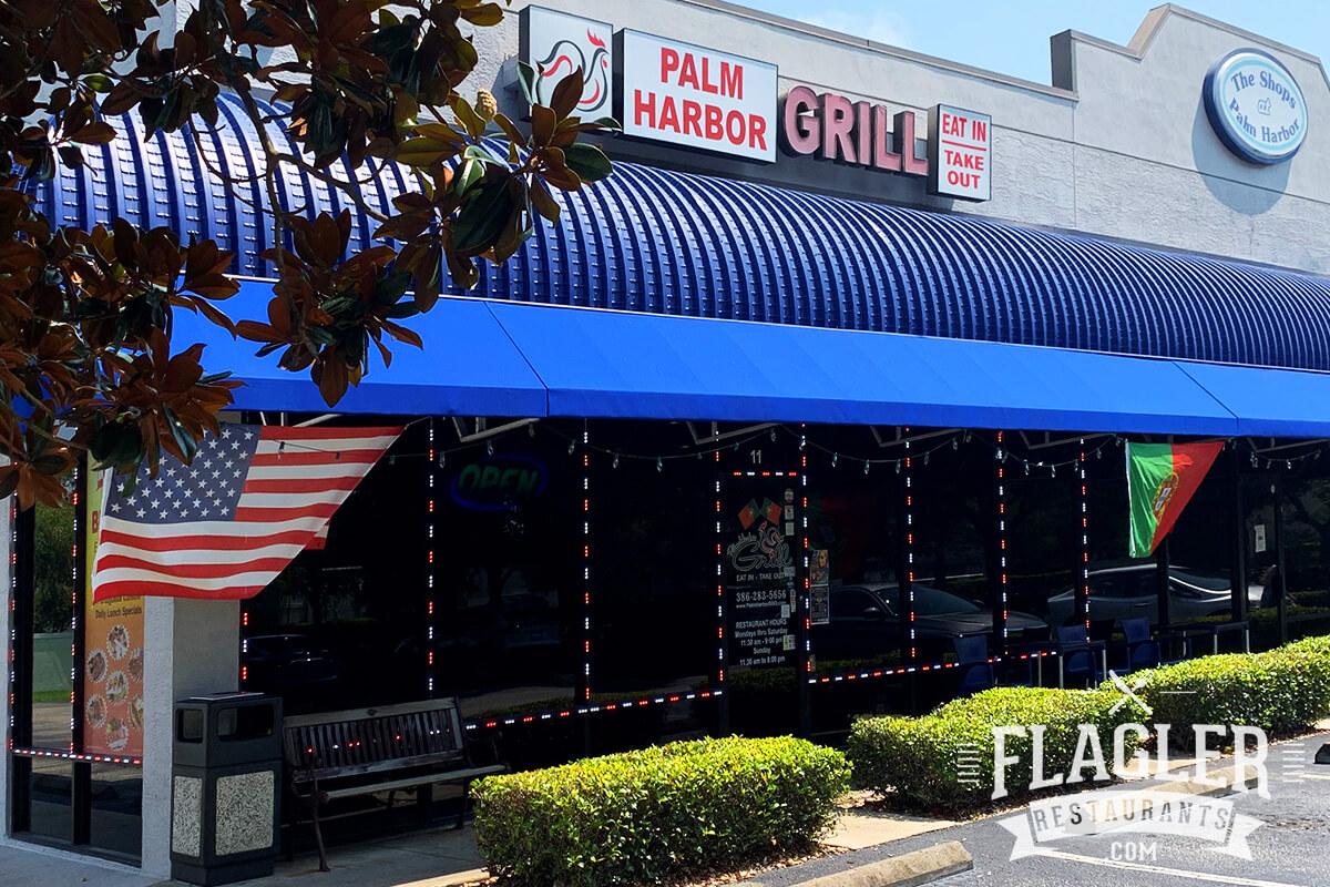 Palm Harbor BBQ Grill