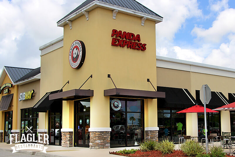 Panda Express Chinese Kitchen, Palm Coast