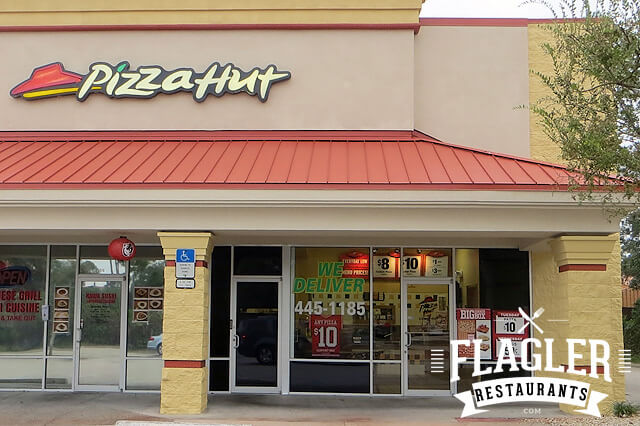 Pizza Hut, Palm Coast