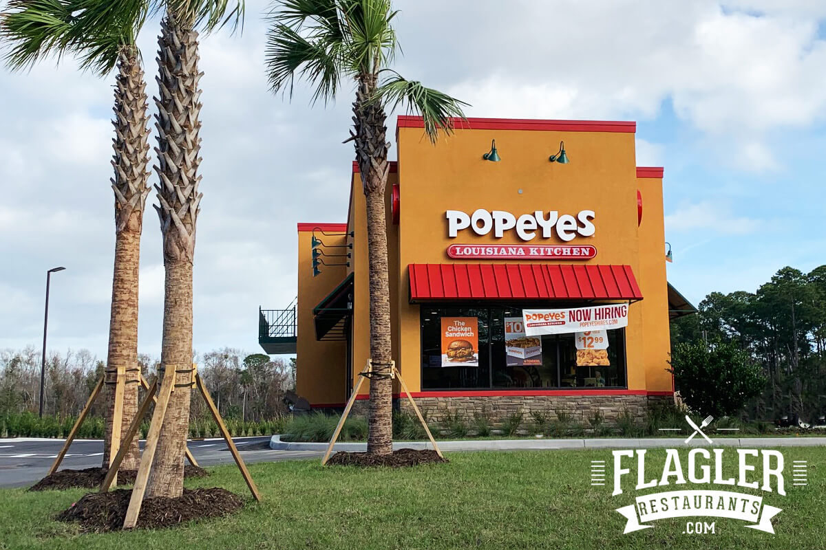 Popeyes Louisiana Kitchen, Palm Coast