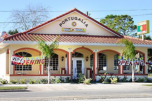 Portugalia BBQ Grill